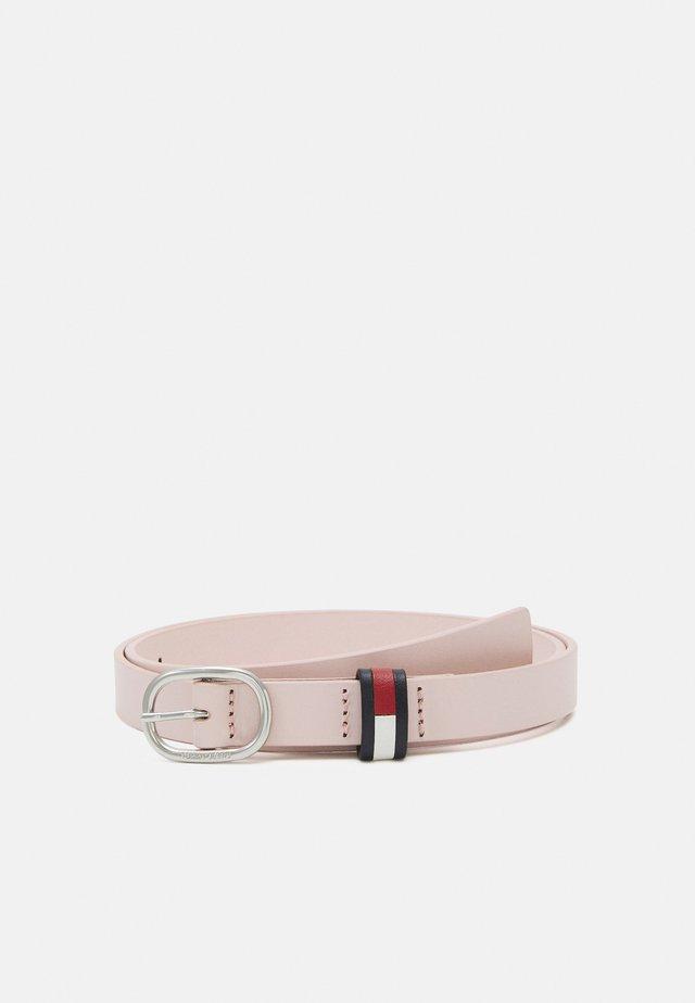 OVAL BELT - Pásek - pink