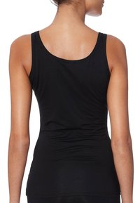 Skiny - ESSENTIALS LIGHT - Undershirt - black - 1