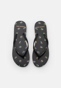 Tory Burch - THIN  - Sandały kąpielowe - black - 3