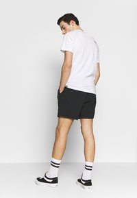 Obey Clothing - EASY RELAXED - Shorts - black - 2