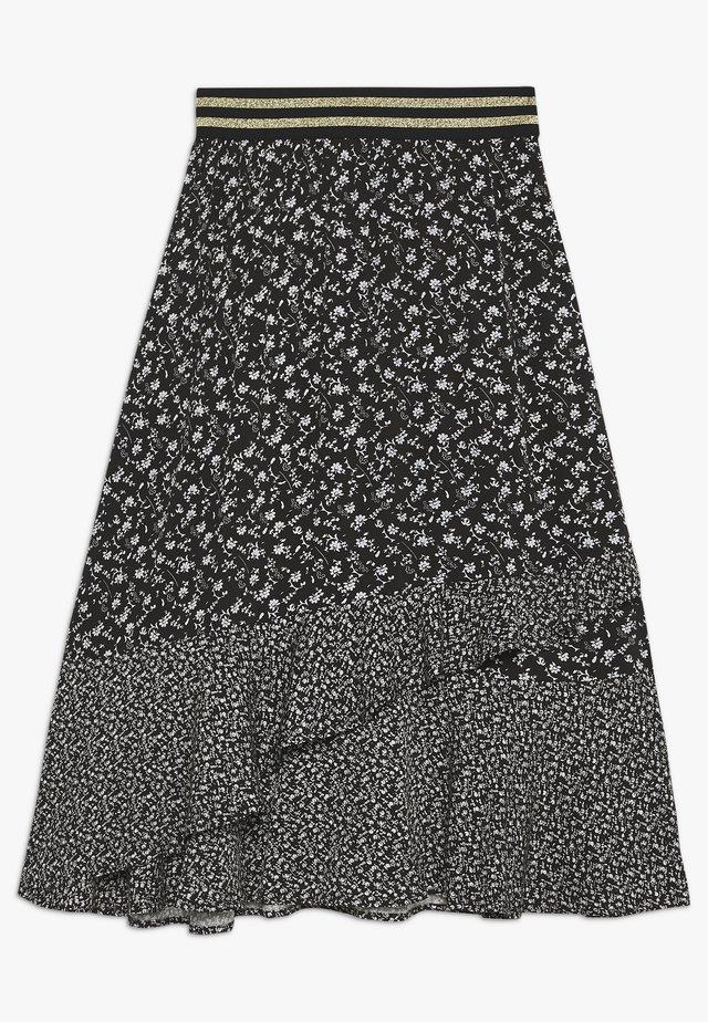 CUNANCY SKIRT - A-line skirt - black