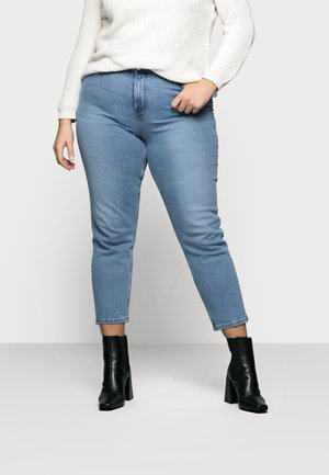 VMJOANA - Jeans relaxed fit - light blue denim