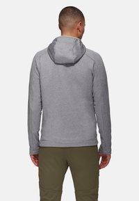 Mammut - NAIR  - Fleece jacket - granit melange - 1