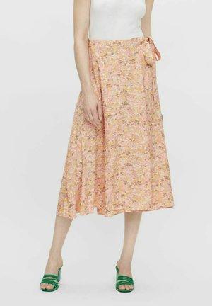 A-line skirt - eggnog