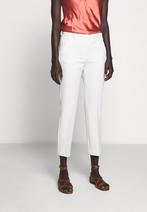 OPACO - Trousers - ivory