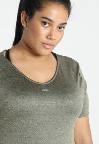 Venice Beach - SUI  SHIRT - T-shirt imprimé - deep lichen - 3