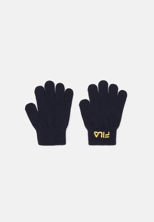 BASIC GLOVES UNISEX - Gloves - black iris