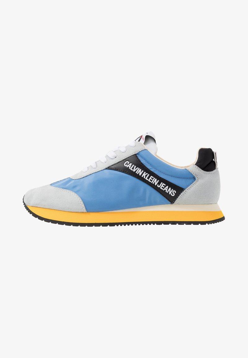 Calvin Klein Jeans - JERROLD - Sneakers - multicolor/silver lake blue