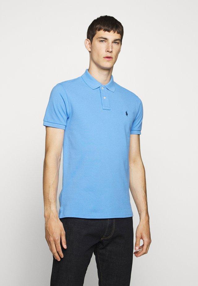 Polo shirt - harbor island blue