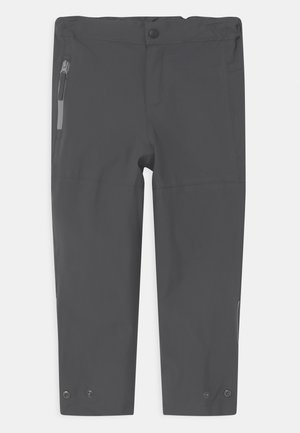 PAYTON ALLWEATHER UNISEX - Outdoor trousers - dark grey