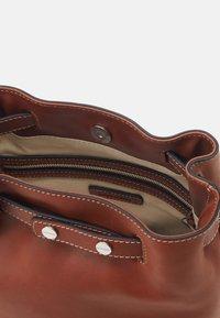 Marc O'Polo - BUCKET BAG - Handbag - authentic cognac - 2