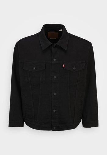BIG TRUCKER - Denim jacket - dark horse