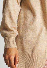 Gina Tricot - ASTA CARDIGAN - Vest - beige melange - 4