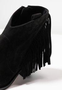 Kanna - SUVA - Ankle boots - black - 2