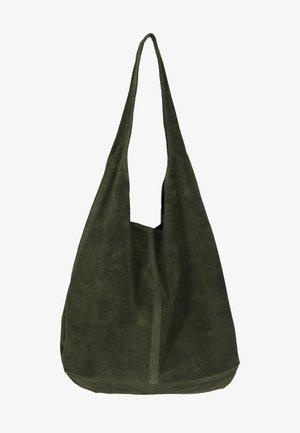 LENA - Tote bag - grün