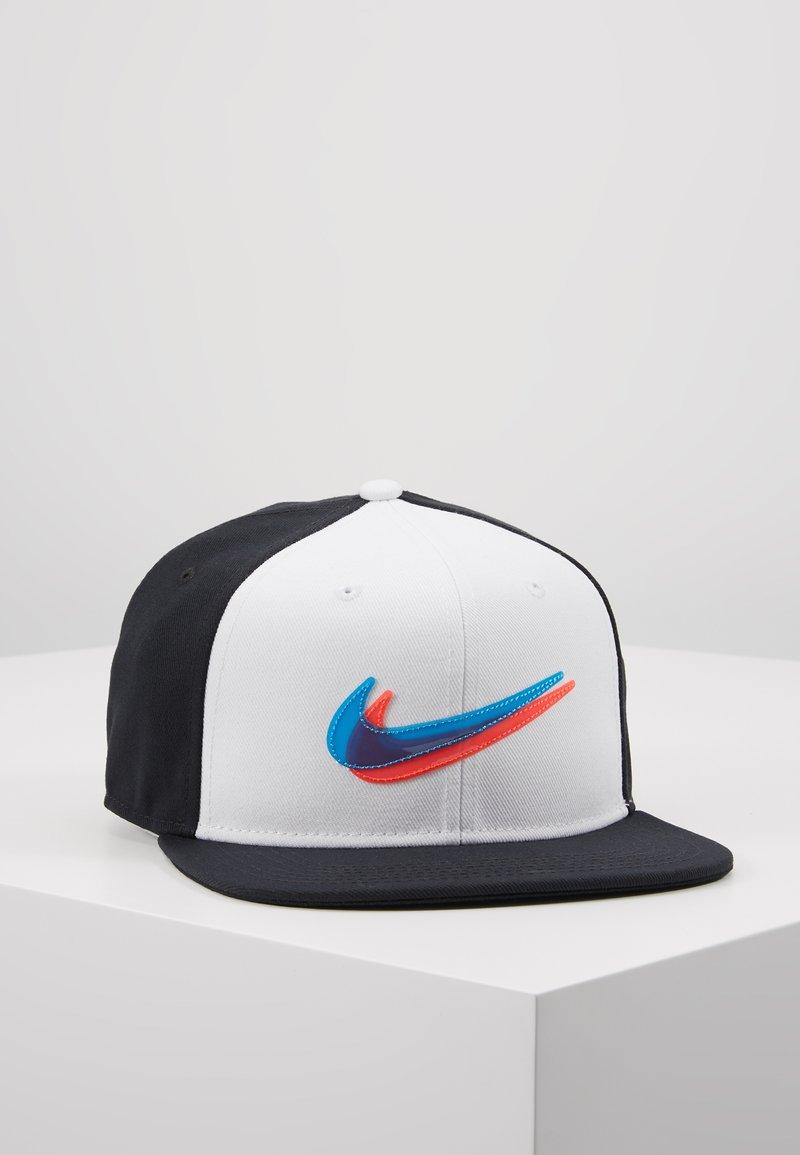 Nike Sportswear - PRO - Kšiltovka - black/white/blue hero