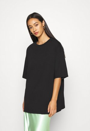 CISSI TEE  - T-shirts - black