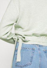 Even&Odd - Cardigan - light green - 4