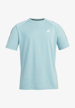 ICON  - Basic T-shirt - smoke blue/french blue