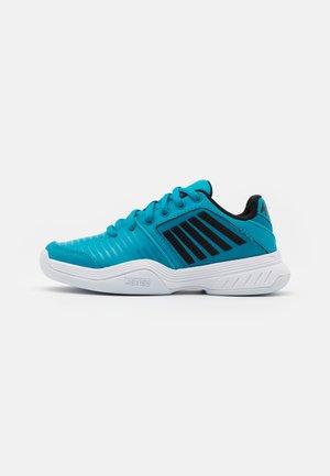 COURT EXPRESS CARPET UNISEX - Carpet court tennis shoes - algiers blue/black/white