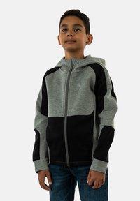 Puma - Zip-up hoodie - gris - 1