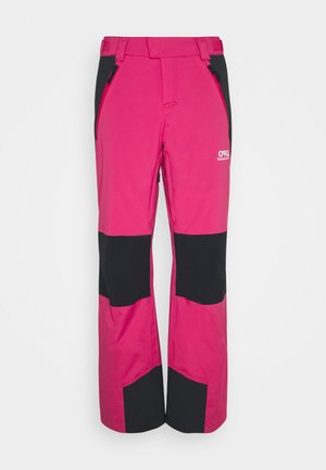 WOMENS INSULATED - Schneehose - rubine red