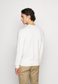 Lacoste LIVE - Pullover - abysm/green/flour - 2