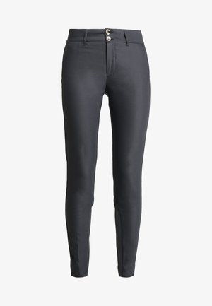 BLAKE NIGHT PANT SUSTAINABLE - Trousers - antracite