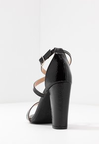 Glamorous Wide Fit - High heeled sandals - black - 5