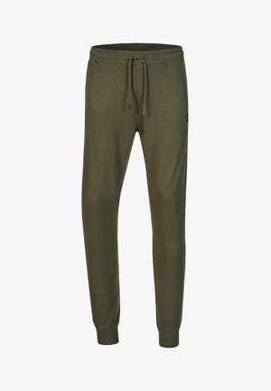 Tracksuit bottoms - army mix