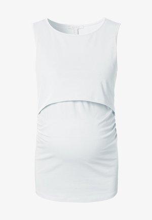 NURSING - Top - bright white