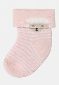 Ewers - SHEEP 6 PACK - Socks - white/pink - 1
