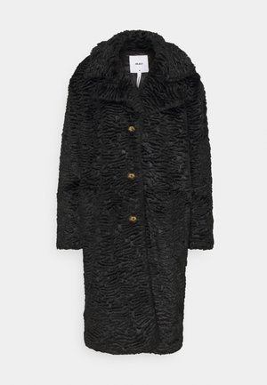 OBJCHARLOTT COAT  - Classic coat - black
