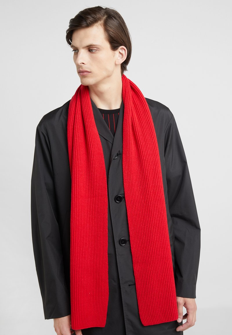 Johnstons of Elgin - RIBBED CASHMERE SCARF - Szal - phoenix
