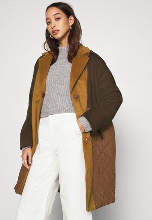 YASJERRINA COAT - Classic coat - rubber