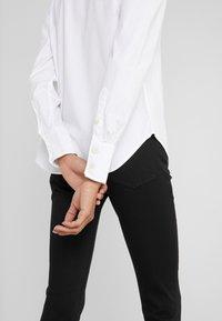 Polo Ralph Lauren - BRIA LONG SLEEVE - Skjorte - white - 3