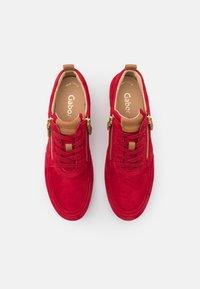 Gabor - Trainers - rubin/cognac - 5
