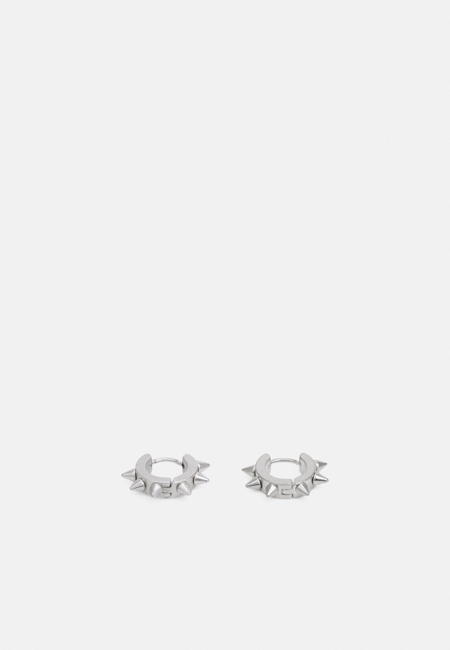 Homme SPIKE HOOP EARRINGS - Boucles d'oreilles