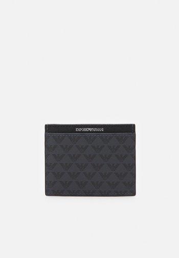 CARD HOLDER UNISEX - Wallet - black