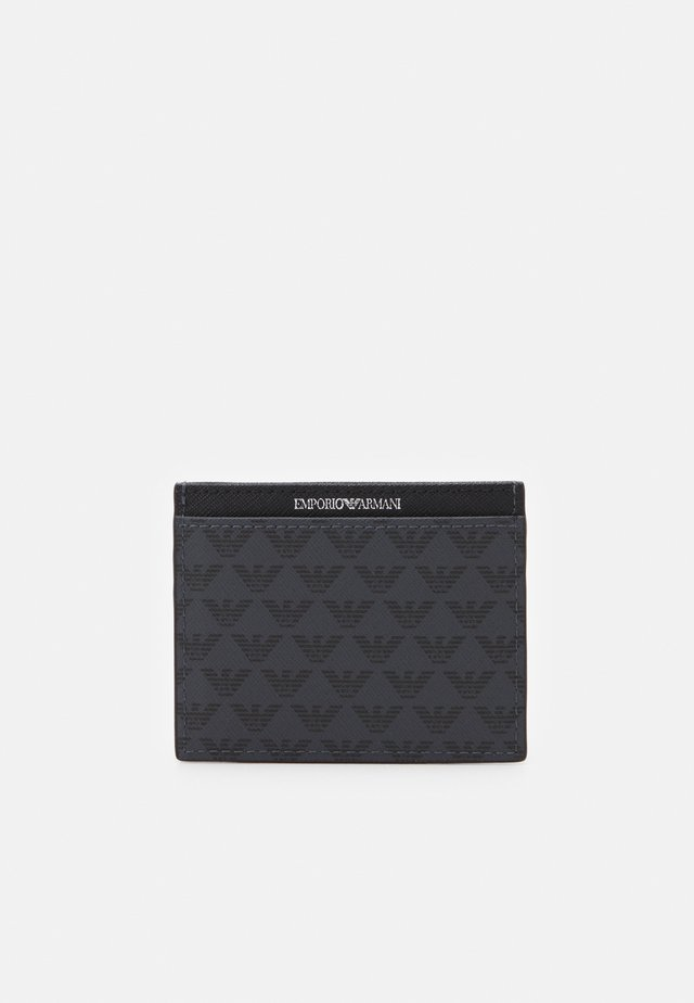 CARD HOLDER UNISEX - Wallet - black