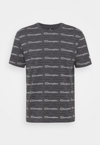Champion - CREWNECK - T-shirt con stampa - grey - 4