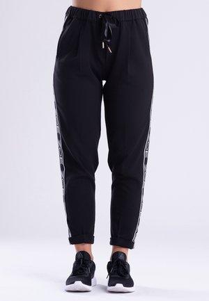 FASHION - Pantalon de survêtement - black