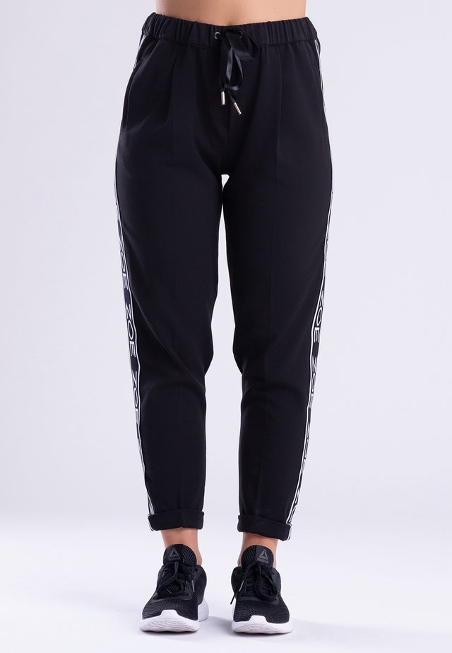 FASHION - Trainingsbroek - black