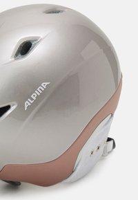 Alpina - PARSENA UNISEX - Kask - rose matt - 4