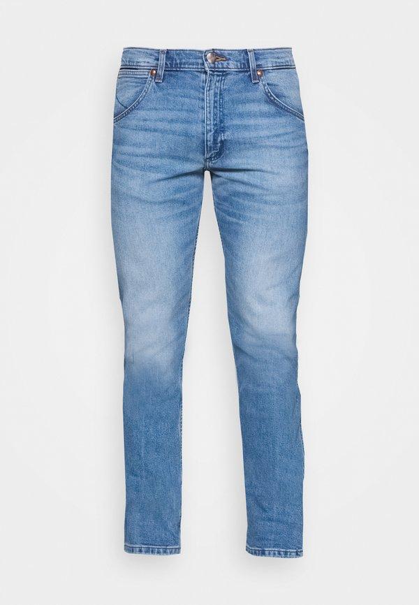 Wrangler 11MWZ - Jeansy Straight Leg - the wrider/niebieski denim Odzież Męska VMYU