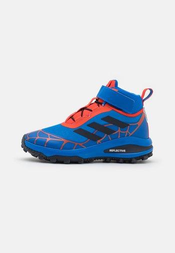FORTARUN ATR SPIDERMAN UNISEX - Trekingové boty - blue/legend ink/bold orange