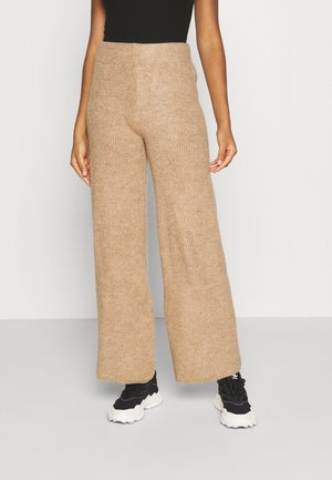 LOUNGE  - Trousers - camel