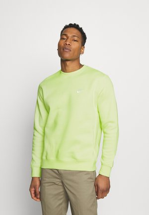 Sweater - liquid lime