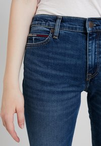 Tommy Jeans - MID RISE - Straight leg jeans - utah mid bl com - 6