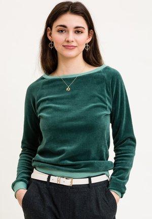 LORAINA - Sweatshirt - grün